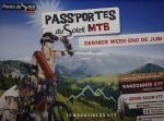 Publicite Pour Les Passportes Sur Le Stand Lapierre