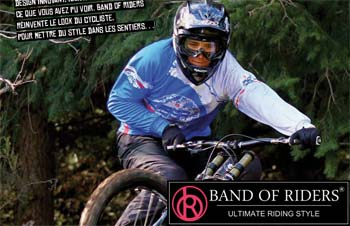 Band of Riders - Nouvelle marque de fringues