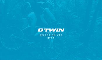 Découvrez les nouveautés 2014 chez Btwin