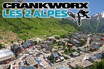 Crankworx Les 2 Alpes 2013