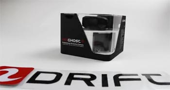 Unboxing de la caméra Drift HD Ghost