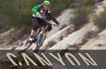Fabien BAREL signe avec le Canyon Enduro Factory Team