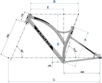 Geometrie Caminade Simpletrack