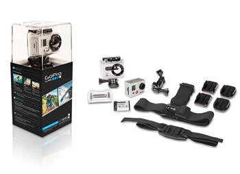 Test de la caméra embarquée GoPro Hero2