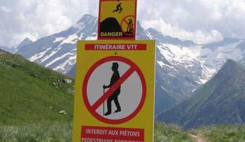 Reportage sur les Bike Patrollers des 2 Alpes