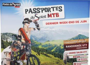 Pass'Portes du Soleil MTB 2013