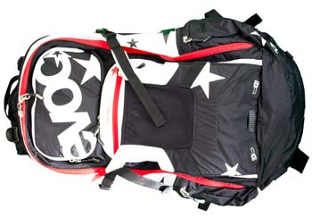 Essai du sac à doc Evoc Trail Limited Edition