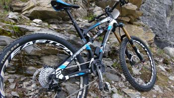 Test du Lapierre Spicy 916 E.I. Shock