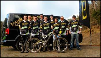 Présentation du team Cycleworks