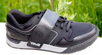 Test de la chaussure freeride Teva Pivot