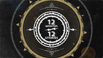 Race TO race - 12 MONTHS, 12 STORIES