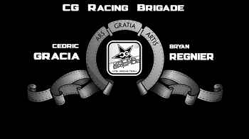 CG Racing Brigade Gong Show - the Making Of