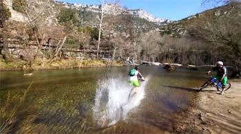 Singletrack Hunters Water
