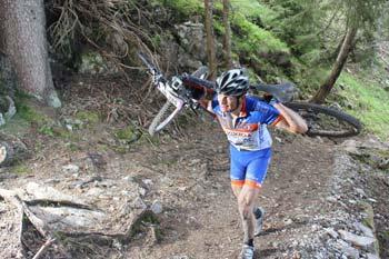 Roc Marathon au Roc des Alpes 2013