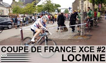 Vidéo de la Coupe de France XCE #2 à Locminé
