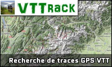Vttrack Traces Gps