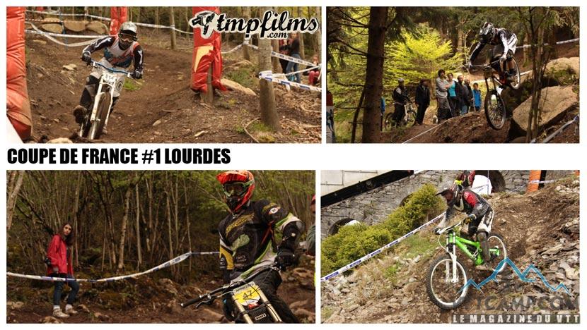 Qualifs DH de Lourdes