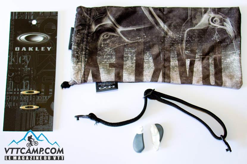 Accesoires des lunettes Oakley Racing Jacket